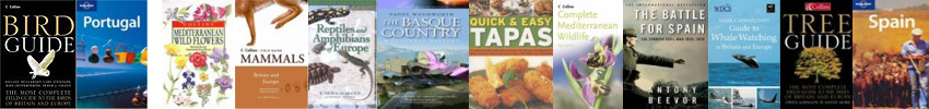 Books and films about Spain wildlife